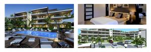 Investir dans un appartement IRIS GARDEN à l'île Maurice