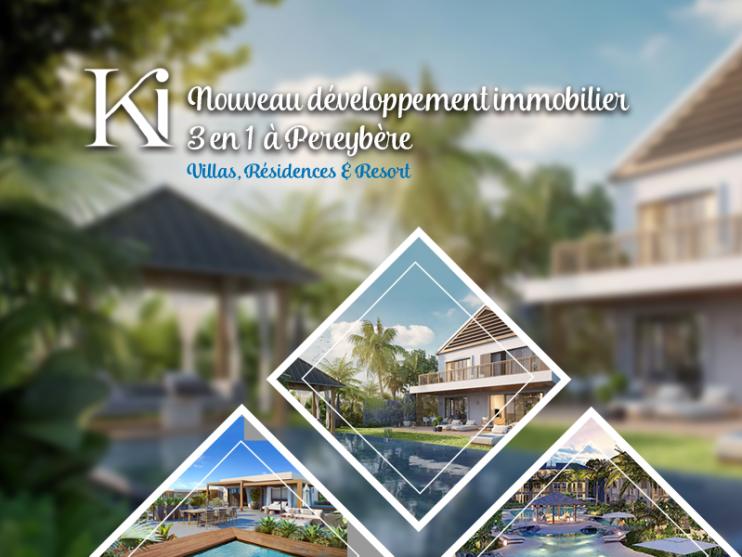 Développement immobilier Ki villas, Ki résidences, Ki Resort